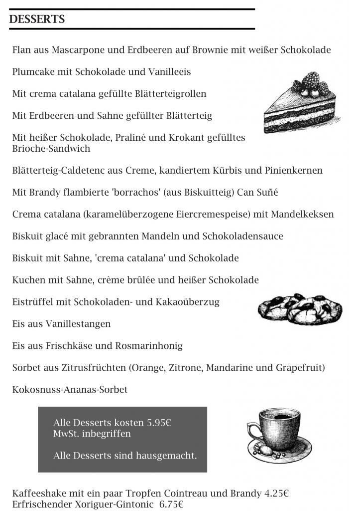 Postres alemany