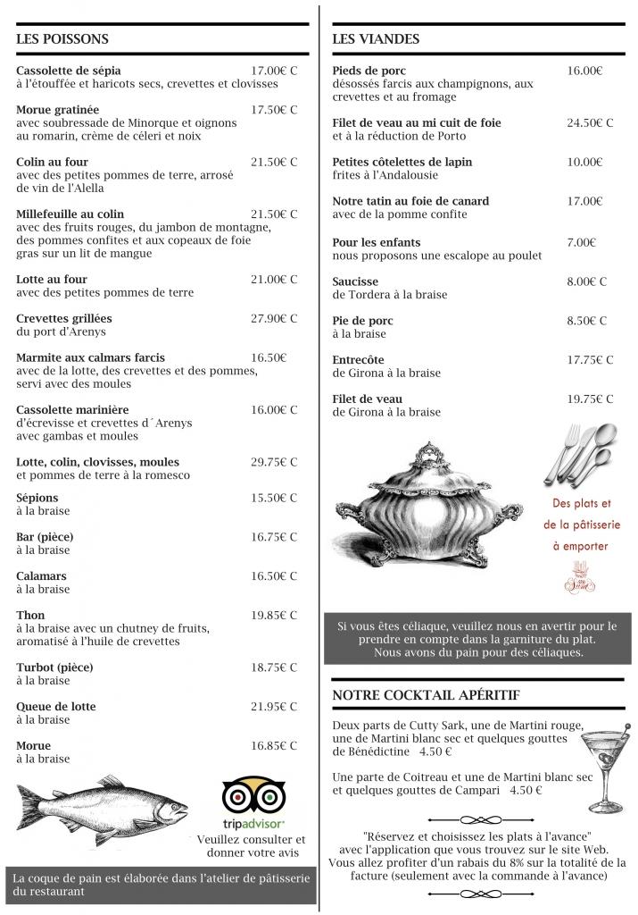 carta migdia 2 francès
